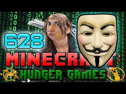 FUNNY HACKER IN MINECRAFT: Hunger Games w/Bajan Canadian! Game 628