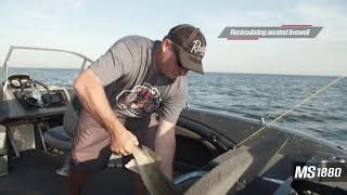 Ranger 1880MS Angler On Water Footage