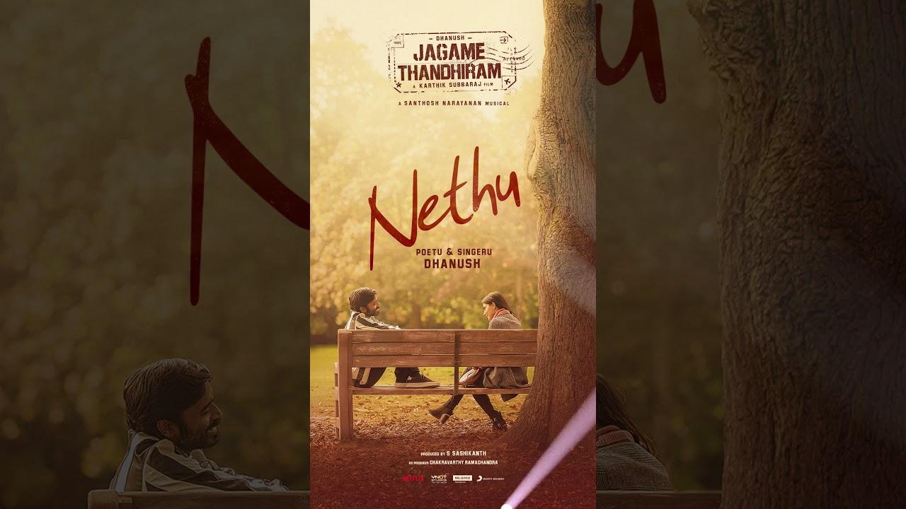 Dhanush singing Nethu | Candid | Unplugged l Santhosh Narayanan | Karthik Subbaraj