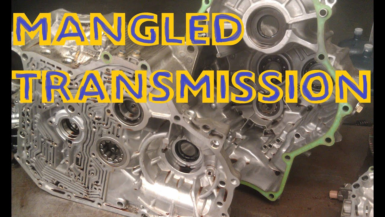 1999 Honda Accord Baxa Automatic Transmission Overhaul