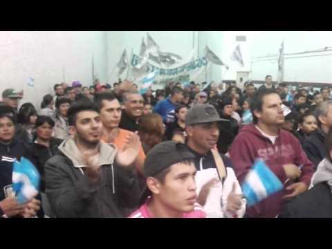 """Acto Peronista """"Cierre de campaña Lista nº 12 Rosario Capital del peronismo"""""""