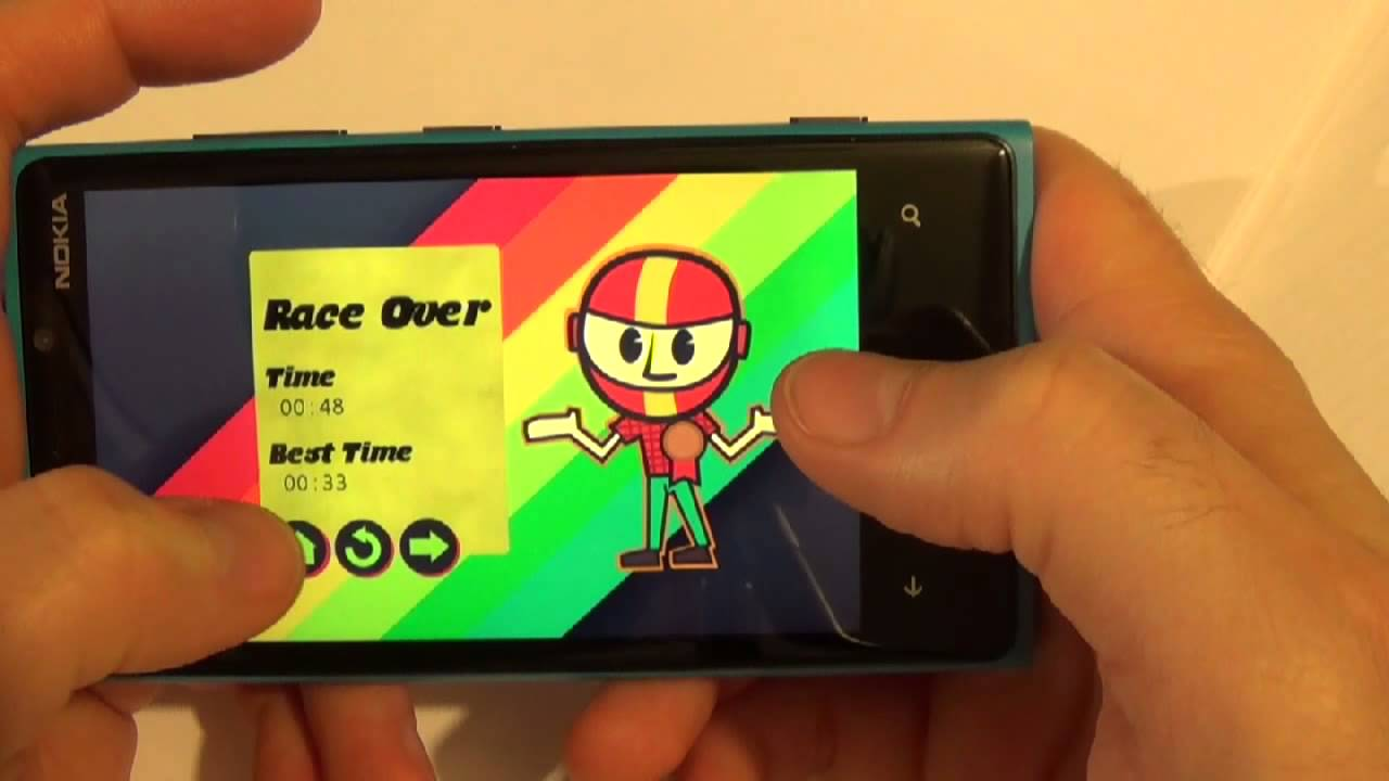 Dream Track Nation Xbox Windows Phone Review