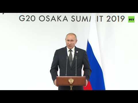 «Оставьте детей в покое»: Путин высказался о гендерной самоидентификации