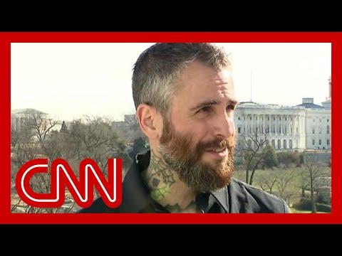 Police describe facing Capitol riot mob: Kill him with his own gun