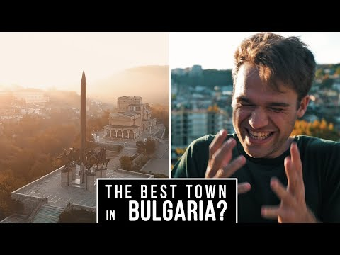 This Town Will BLOW YOUR MIND | Veliko Tarnovo, Bulgaria 🇧🇬