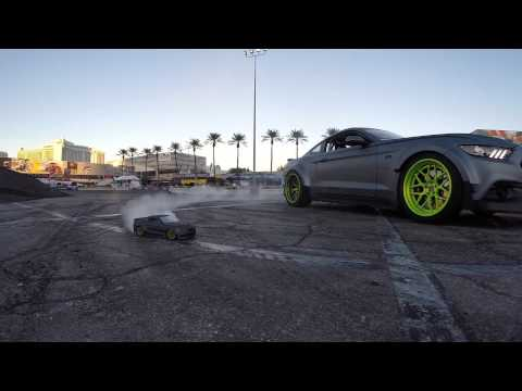 HPI Racing 2015 Ford Mustang RTR Spec 5 Concept (SEMA 2014)