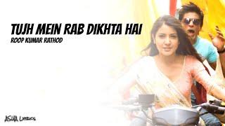 Cover images Roop Kumar Rathod [ Tujh Mein Rab Dikhta Hai ] Full Lyrics Full Song 🎼