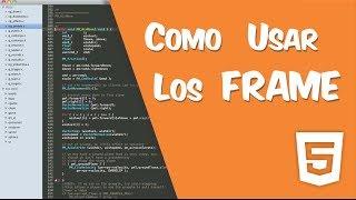 Pagina web con frames | HTML5