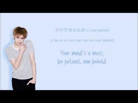 EXO-M ft. Key - Two Moons (双月之夜) (Color Coded Chinese/PinYin/Eng Lyrics)