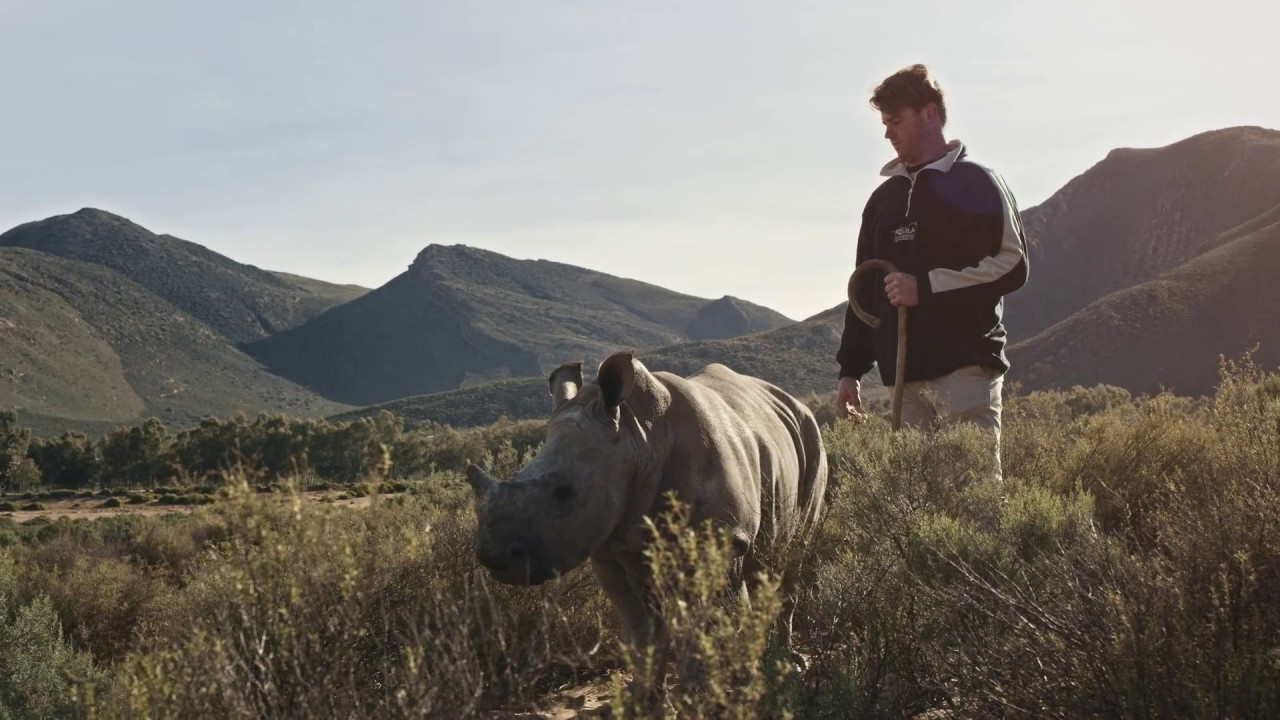 Cat® S60: Everyday Heroes - Wildlife Conservation