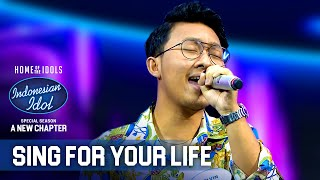 KELVIN JOSHUA - HARD TO SAY I'M SORRY (Chicago) - Indonesian Idol 2021