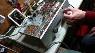 DYNA FM Tuner FM-1 Video #2 - Repair and Alignment