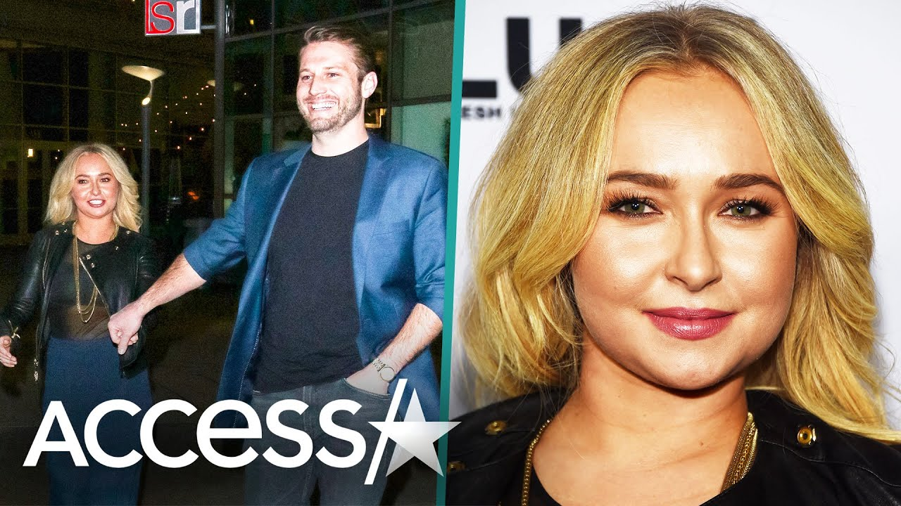 Hayden Panettiere Spends Time With Ex Brian Hickerson After His Release From Jail