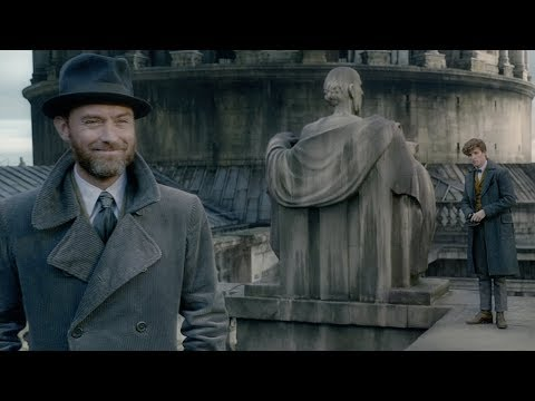 Download Youtube: Fantastic Beasts: The Crimes of Grindelwald - Official Teaser Trailer