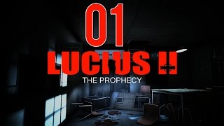 Lucius 2 Walkthrough Part 1 (Gameplay / Playthrough) 1080p
