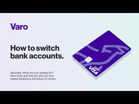 How to switch banks? It's easy with this step-by-step guide