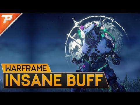 Warframe: INSANE Buffs For Nezha - Deluxe Soon