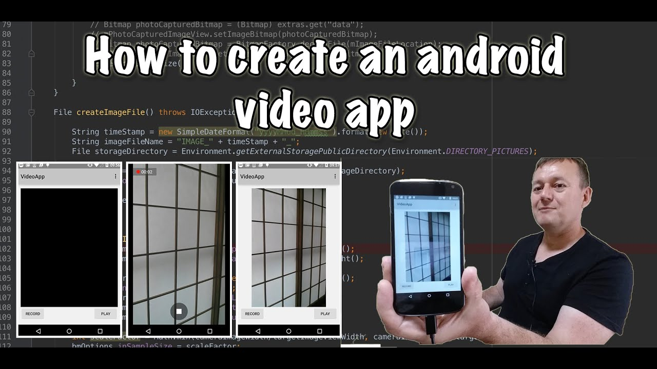 how to create video playlist youtube app