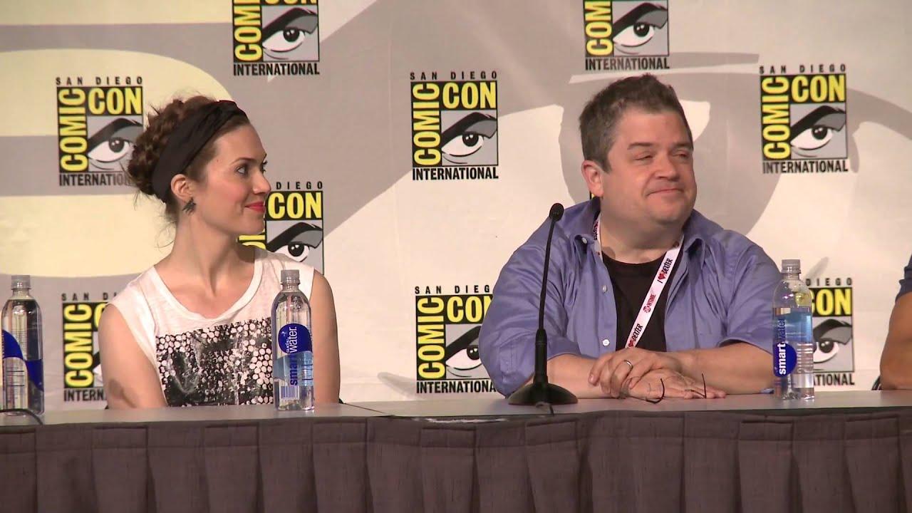 Download High School USA! Season 1 Comic-Con 2013: Animation Domination Panel 2