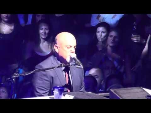 Billy Joel - She's Always a Woman -MSG 10-2-2014