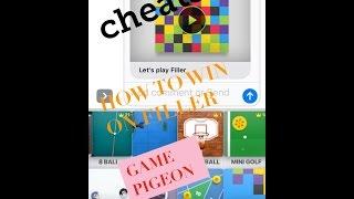 Как удалить Game Pigeon с айфона смотреть видео онлайн