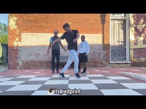 6LACK - Balenciaga Challenge Ft. Offset (Official Dance Video)