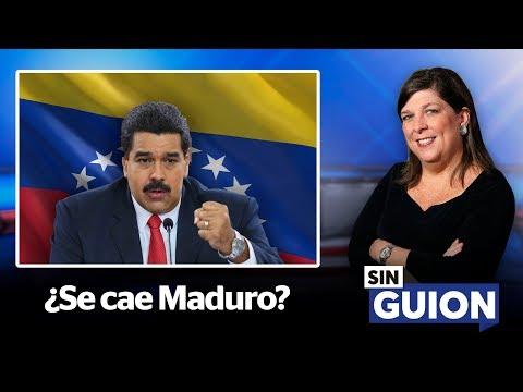 Venezuela: ¿Se cae Maduro? - SIN GUION con Rosa María Palacios