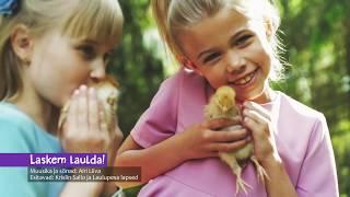 LASKEM LAULDA - Krislin Sallo ja Laulupesa lapsed
