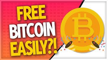 How To Earn Bitcoin Online 2020 // earn $BTC easily