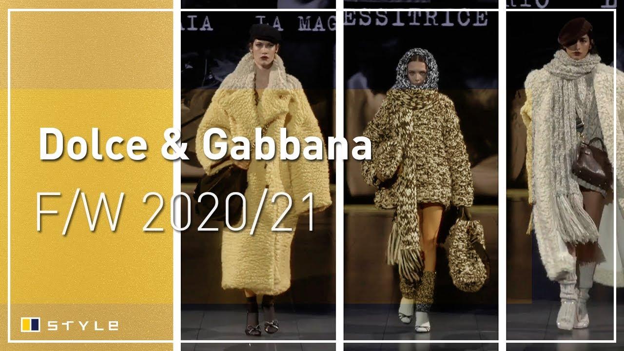 Dolce&Gabbana | Fall Winter 2020/2021 - Full show