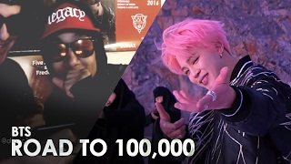 bts not today reaction video roadto100k