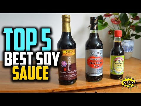 ♨️Best Soy Sauce Reviews of 2020 | Soy Sauce Brand for Fried Rice, Sushi & Kitchen