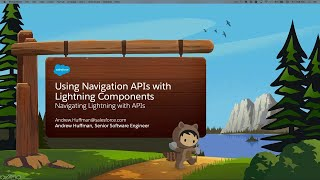 Using Navigation APIs with Lightning Components