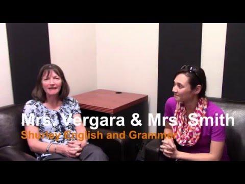 1st Grade Teacher Interview - 3 - Shurley Eng