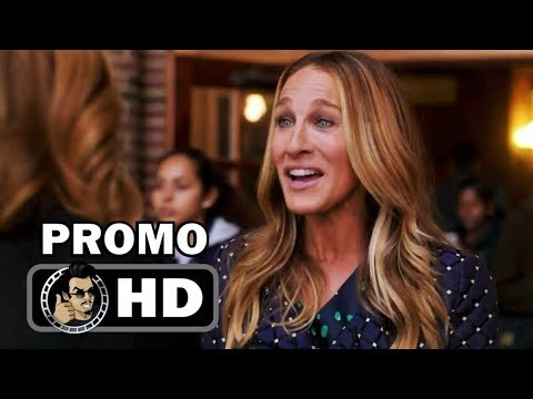 DIVORCE Season 2 Official Promo Trailer (HD) Sarah Jessica Parker, Thomas Haden Church HBO Series