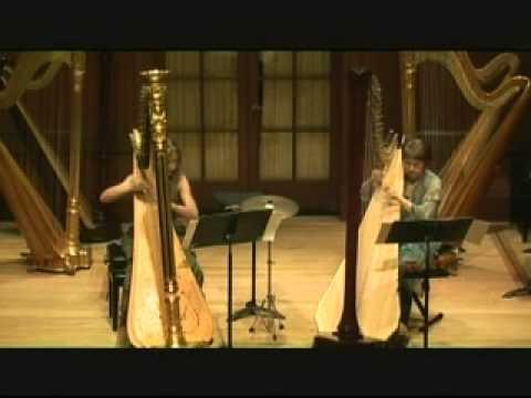 "Elizabeth Hainen & Judy Loman ""Raga"" by Lizotte"