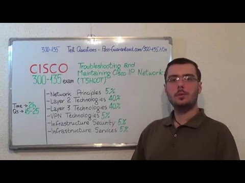 300-135 – Troubleshooting Exam Maintaining Cisco Test IP Questions