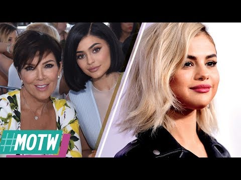 Kris Jenner HINTS at Kylie's Pregnancy, Why Selena Gomez Was AWAY from Justin for Thanksgiving -MOTW