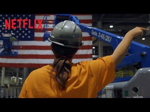 Indústria Americana |  Trailer oficial | Netflix
