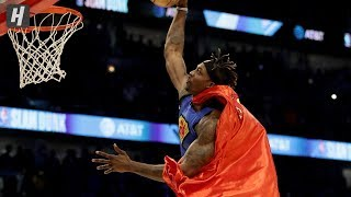 Dwight Howard Superman Dunk - Honors Kobe Bryant - 2020 NBA Slam Dunk Contest