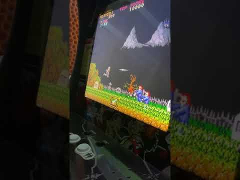 The hardest Arcade1Up game from GetTewDuhChoppa