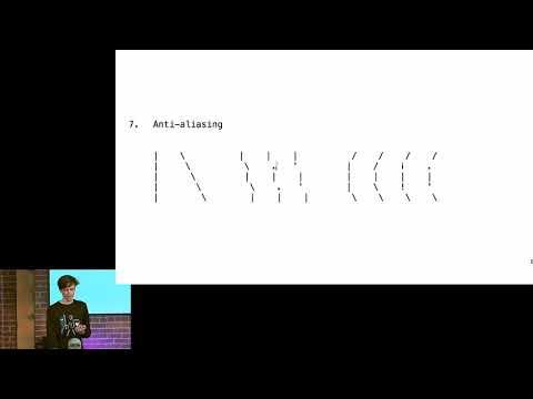 Gabriel Santos - ASCII Art Techniques & Animation