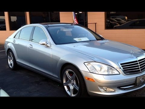 2006 mercedes benz s550 walkaround youtube for 2006 mercedes benz s550