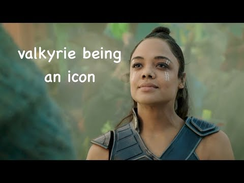 Valkyrie Being An Icon