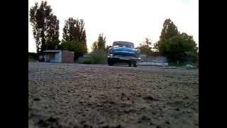ГАЗ-21Л-тестю  отрегулированный карб