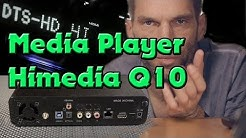 Android Media Player Murksereien II: Himedia Q10 pro