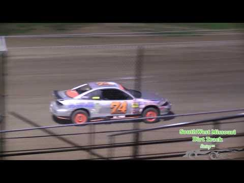 Lebanon Midway Speedway July 7, 2017 Hornets Featured Race