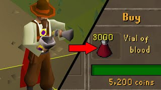 I Just Discovered One of the Best Late Game Money Makers! GE Only #9 [OSRS]