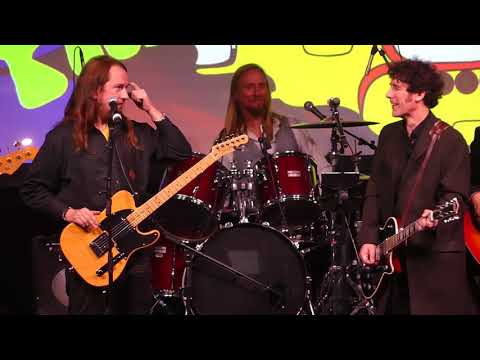 The Jeff Slate Band Performing with Roy Orbison, Jr. & Alex Orbison
