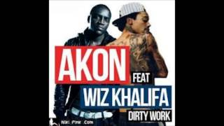Akon feat. Wiz Khalifa DirtyWork.wmv